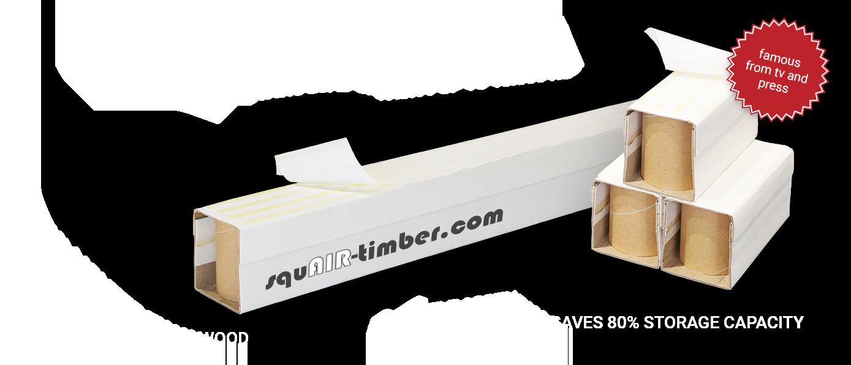 squAIR-timber® skids